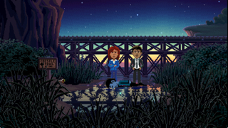 Thimbleweed Park concept image.